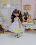 Easter Toys - dress, jacket, tights & shoes for Little Darling Doll or 33cm BJD