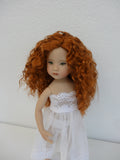 Ellowyne Rose in Double Red - for Little Darling dolls