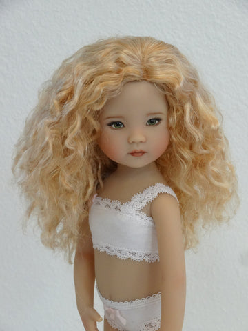 Ellowyne Rose in Light Golden Blonde - for Little Darling dolls