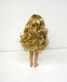 Ginger in Light Peach Blonde & Ginger Brown - for Little Darling dolls