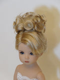 Hope Wig in Light Ash Brown - for Little Darling dolls