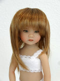 Kara Lynn Wig in Strawberry Blonde - for Little Darling dolls