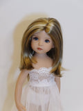 Macy Wig in Brownish Blonde - for Little Darling dolls