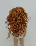 Paige Wig in Reddish Blonde - for Little Darling dolls