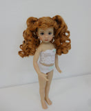 Patty Wig in Light Ginger - for Little Darling dolls