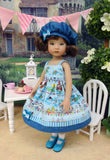 Peter & Tinkerbell - dress, hat, socks & shoes for Little Darling Doll or 33cm BJD