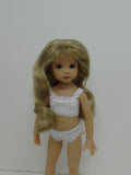 Sara May Wig in Blonde with Pale Blonde Highlights - for Little Darling dolls