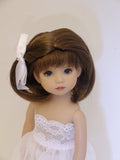 Stephanie Wig in Light Brown - for Little Darling dolls