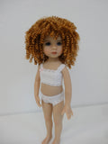 Tanesha Wig in SM Gold - for Little Darling dolls