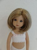Wendy wig in Brownish Blonde - for Little Darling dolls