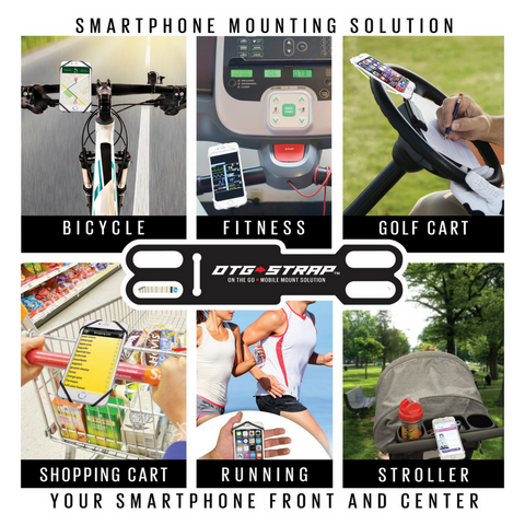 OTG Strap - Mobile Phone Easy Mount!