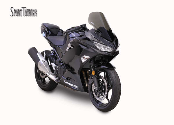 kawasaki ninja 400 2018 zero gravity racing. Black Bedroom Furniture Sets. Home Design Ideas