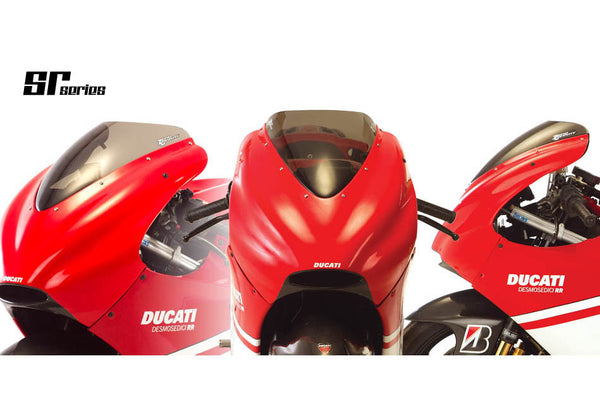Ducati Desmosedici RR 06-10 without Mask