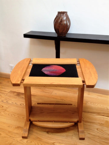 Galaxy tapestry Table made in Door County