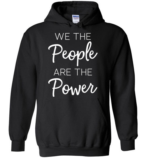 We the People are the Power. - Statement Tease