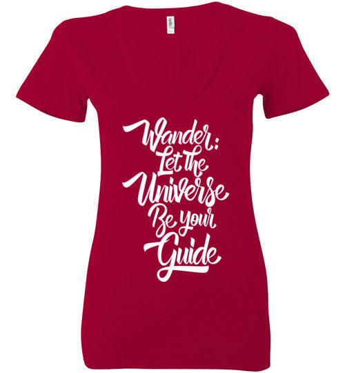 Wander: Let the Universe Be Your Guide