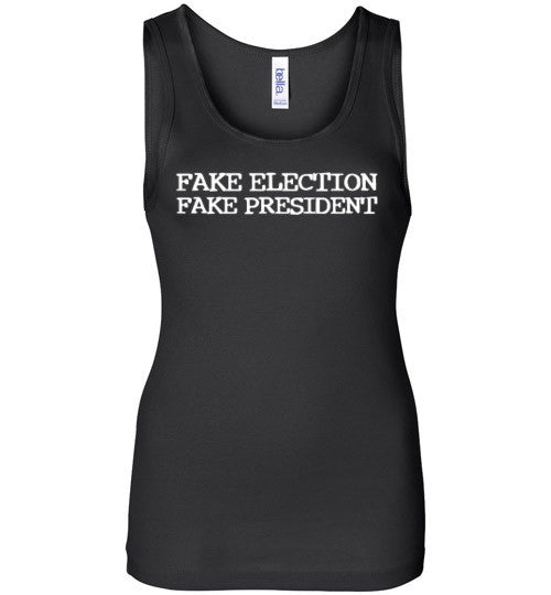 Fake Election, Fake President - Statement Tease