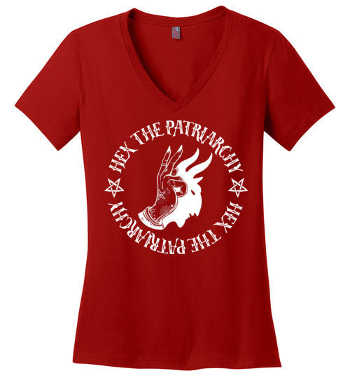 Hex the Patriarchy - Shirt - Statement Tease
