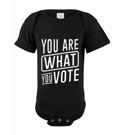 You Are What You Vote - Statement Tease