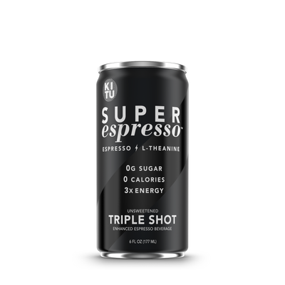 Triple Shot Super Espresso