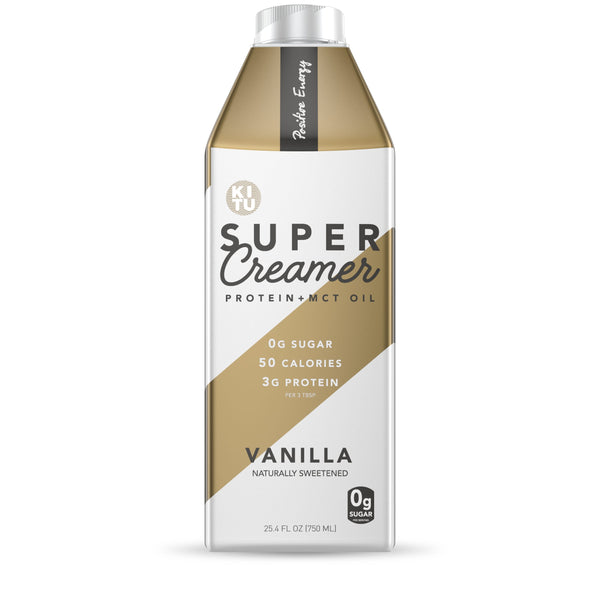 Vanilla Super Creamer (Single)