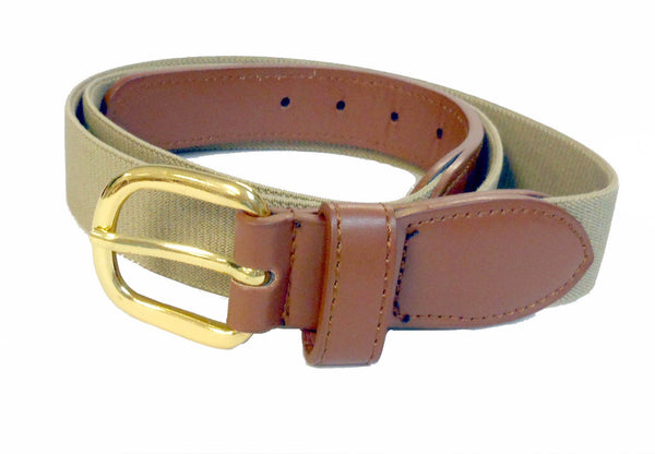 Wholesale Mens Leather Elastic Stretch Men's Boat marine belt Wholesale 8001NKH