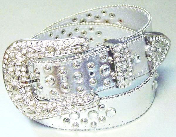 Western Rodeo Horse Show Belt Wholesale 50119SV