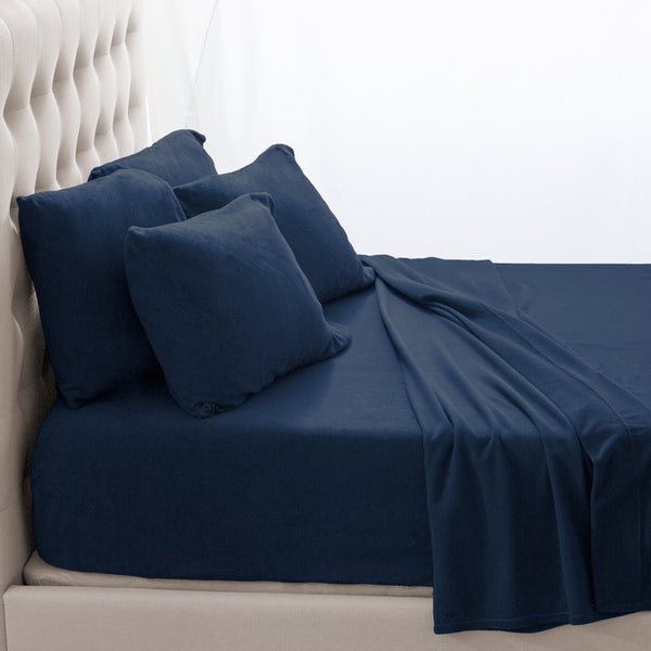 Cozy Up to Micro Fleece Sheets
