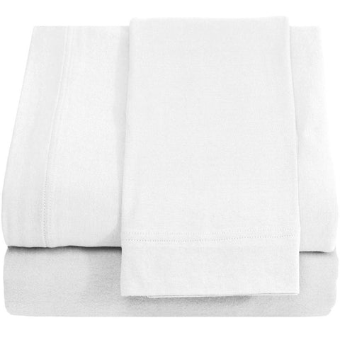 100% Cotton Jersey Sheet Set