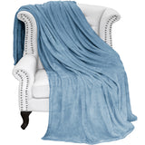 Bare Home, microplush, blanket, blankets, throw, super soft, micro plush blankets, microplush blankets, luxury, sheets, sheet, bedding, home, twin/twin xl, twin, twin xl, twin extra long, full/queen, full, queen, King sheets, cozy, hypoallergenic, premium, coronet blue microplush super soft blanket
