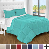 Down Alternative Microfiber Comforter Set