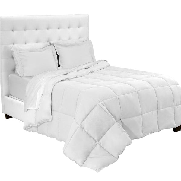 5 Piece Premium Ultra Soft Microfiber Bed Set (Twin)