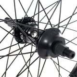 Shadow Symbol Rear Cassette BMX Wheel