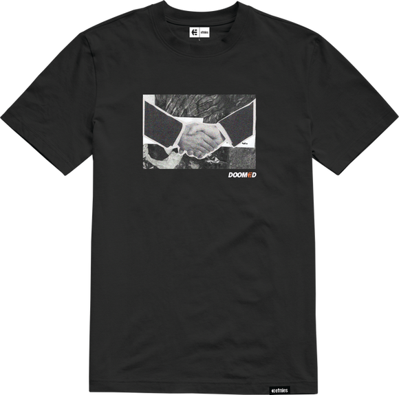 Etnies x Doomed Shake On It T-Shirt