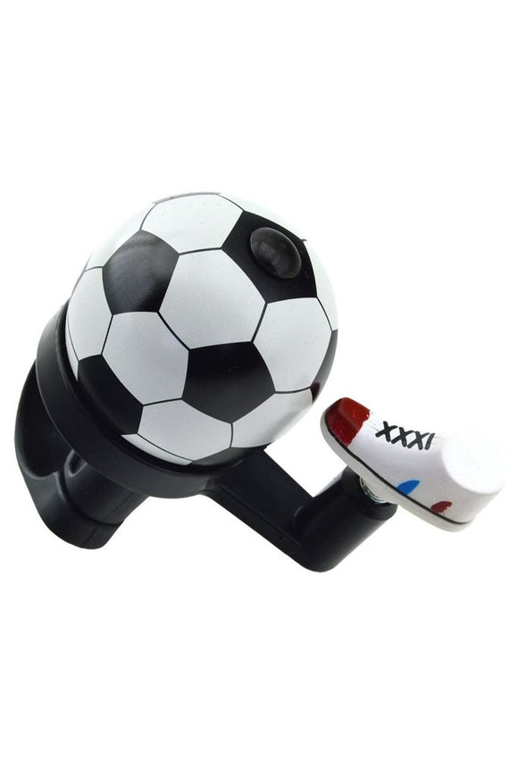 Dimension Soccer Ball Bike Bell