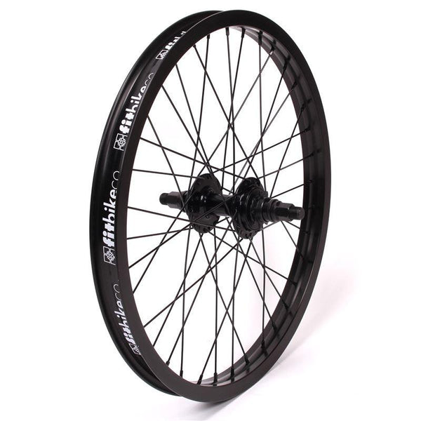 Fit Cassette Rear Wheel