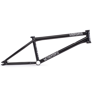 We The People Doomsayer BMX Frame - Black