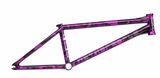 We The People Network BMX Frame