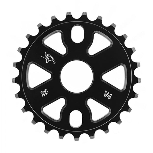 Sprocket - V4 Black