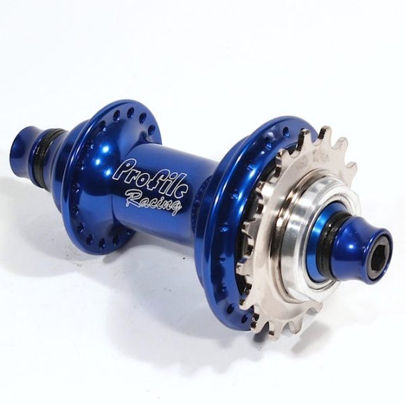 Profile Racing Elite BMX Cassette Rear Hub