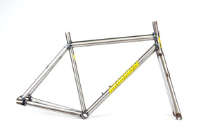 Brooklyn Machine Works Gangsta Track Frame Frameset Bike