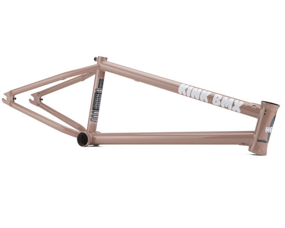 Kink Williams BMX Frame - Tomahawk Red