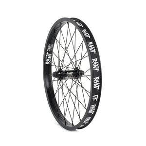 Rant Party On V2 Front BMX Wheel
