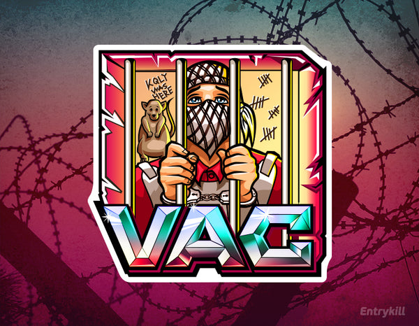 VAC Sticker (CS:GO Dope Series 2)