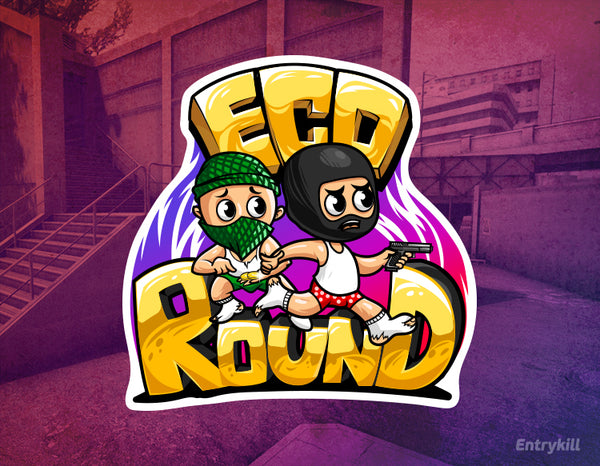Eco Round Sticker (CS:GO Dope Series 2)
