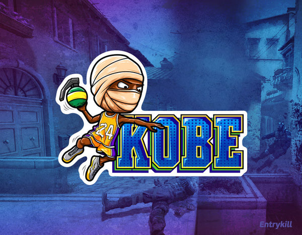 Kobe Sticker (CS:GO Dope Series 1)
