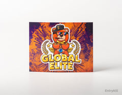Global Elite Sticker (CS:GO Dope Series 1)