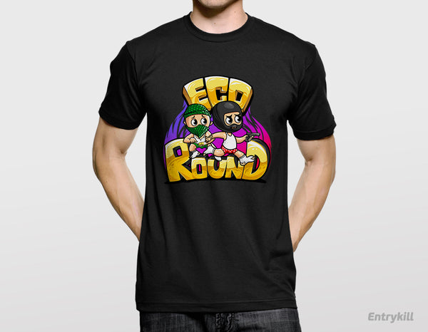 Eco Round T-Shirt (CS:GO Dope Series 2)