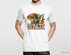 Road To Global T-Shirt (CS:GO Dope Series 2)