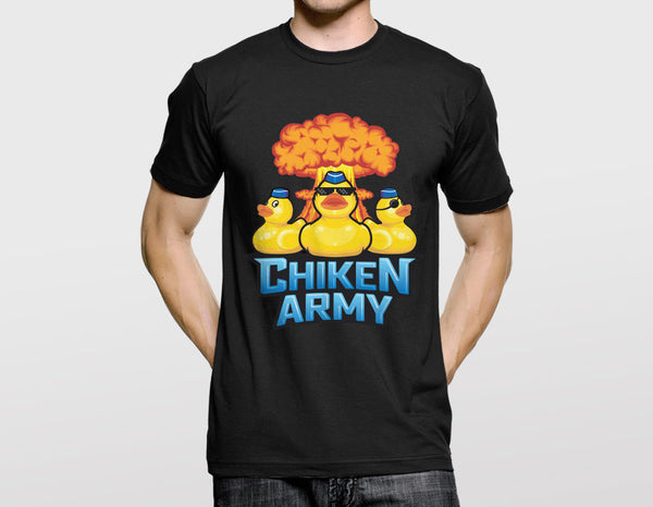 Chiken Army T-Shirt (CS:GO Dope Series 1)